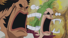 Bartolomeo and Sai