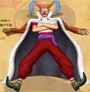 Buggy Pirate Warriors 2
