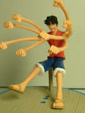 CharaColleCan Luffy 2
