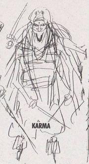Karma Concept Art