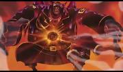 Luffy frappe Magelan