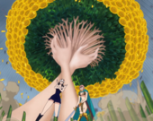Mil Fleur: Kwiatowy Parasol