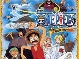 Filmes de One Piece