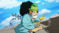 OVER THE TOP - Usopp