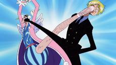 Sanji contra Mr. 2