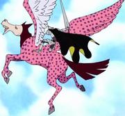Uma Uma no Mi Forme Hybride Anime Infobox