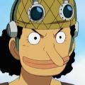 Usopp Pre Timeskip Anime Portrait