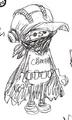 Charlotte Compo Manga Concept Art