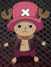 Chopper's Ice Hunter Arc Outfit