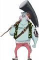 Concept Art Dosun Anime