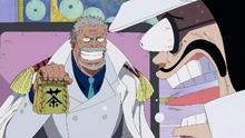 Garp and Sengoku