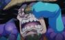 Raizo Mourns Kanjuro's Defeat