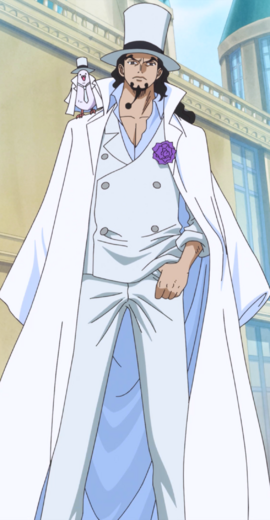 Rob Lucci Anime Post Ellipse Infobox