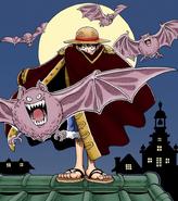 Rozdział 14 Luffy w szkarłatnym kapitanskim płaszczu