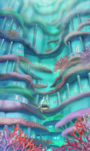 Water Coral Mansion