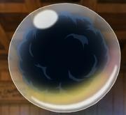 Weather Ball nuvola