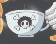 Brook's Anime Tea Cup