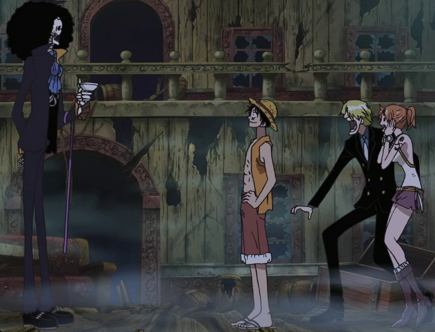 Thriller bark arc one piece wiki fandom powered by wikia stopboris Image collections