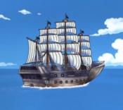 Moby Dick bateau animé