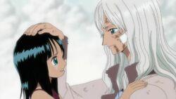 Robin y Olvia