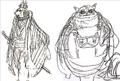 Concept Inuarashi et Nekomamushi
