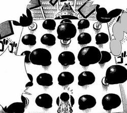 Gorilla Puncher manga