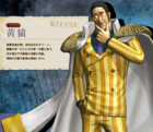 Kizaru in Pirate Warriors 3