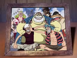 Tom's workers anime infobox