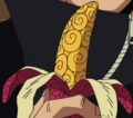 Ushi Ushi no Mi, modèle Girafe Fruit Épluché