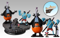 1 To 144 World Scale One Piece Volume 1-5