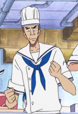 Billy (Cuisinier) Anime Infobox