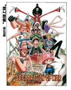 Coloreado Digital del Capítulo 507