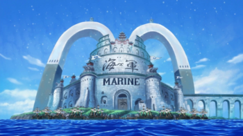 Cuartel general de la Marine