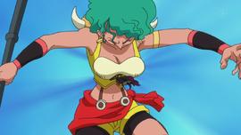 Lily battue par Shuzo