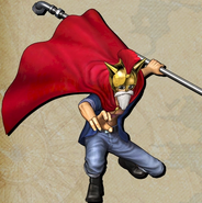 Lucy Pirate Warriors 3