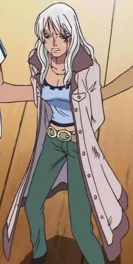 Nico Olvia Anime Infobox