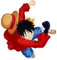 One Piece Unlimited World Red Luffy Haki