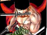 Roronoa Zoro/Habilidades y poderes