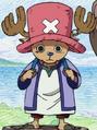 Chopper Alabasta Arc Outfit