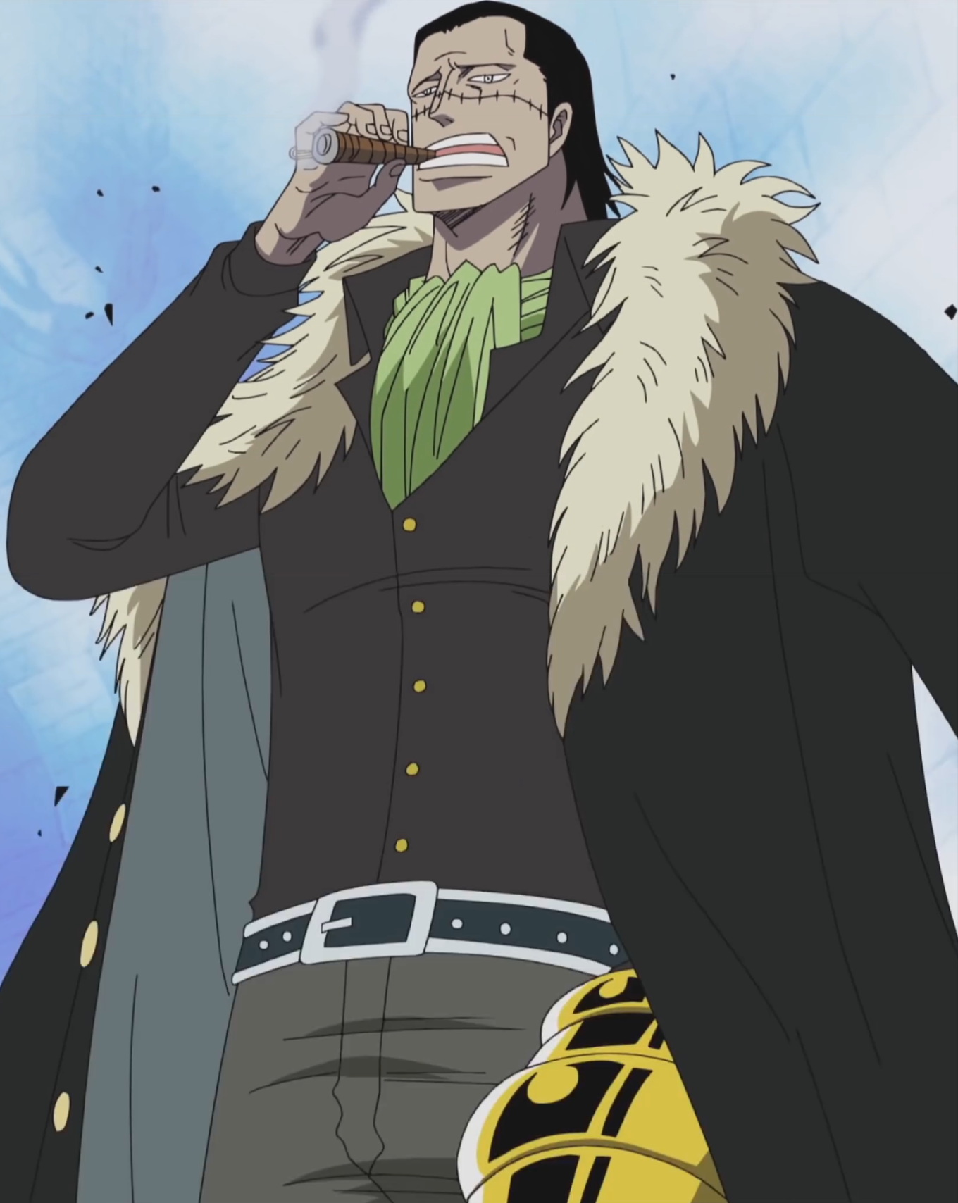Image result for crocodile one piece
