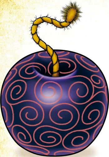 Fruta Bomu Bomu