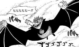 Hildon Manga Infobox