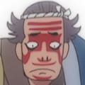 Kodama's Father Portrait