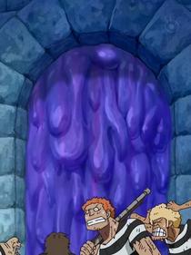 Magellan's Poison Wall