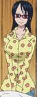 Tashigi Dressrosa Arc Outfit