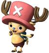 Chopper Pre Timeskip Pirate Warriors 3