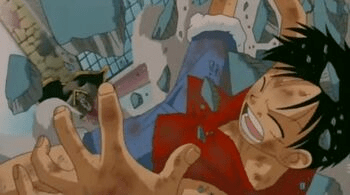 Monkey D. Luffy vs. Bear King