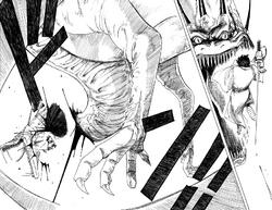 Ryuma abbatte drago