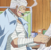 Smoker's Appearance During Dressrosa Arc