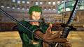 Burning Blood Zoro